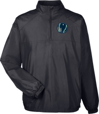 Northstar Baseball Black Windbreaker