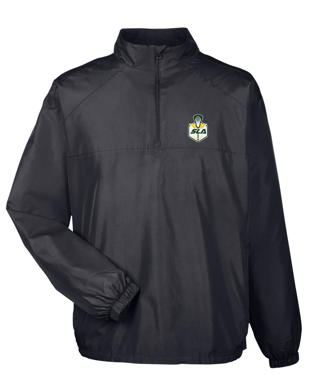 Sycamore Lacrosse Association Black Windbreaker