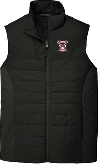 New Paltz Youth Lacrosse Vest