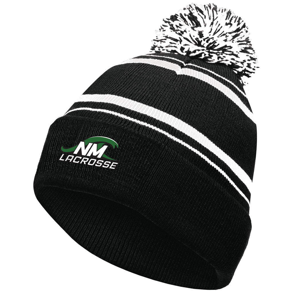New Milford Youth Lacrosse Homecoming Beanie