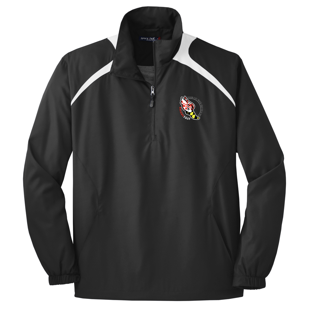 Baltimore City T&F Quarterzip