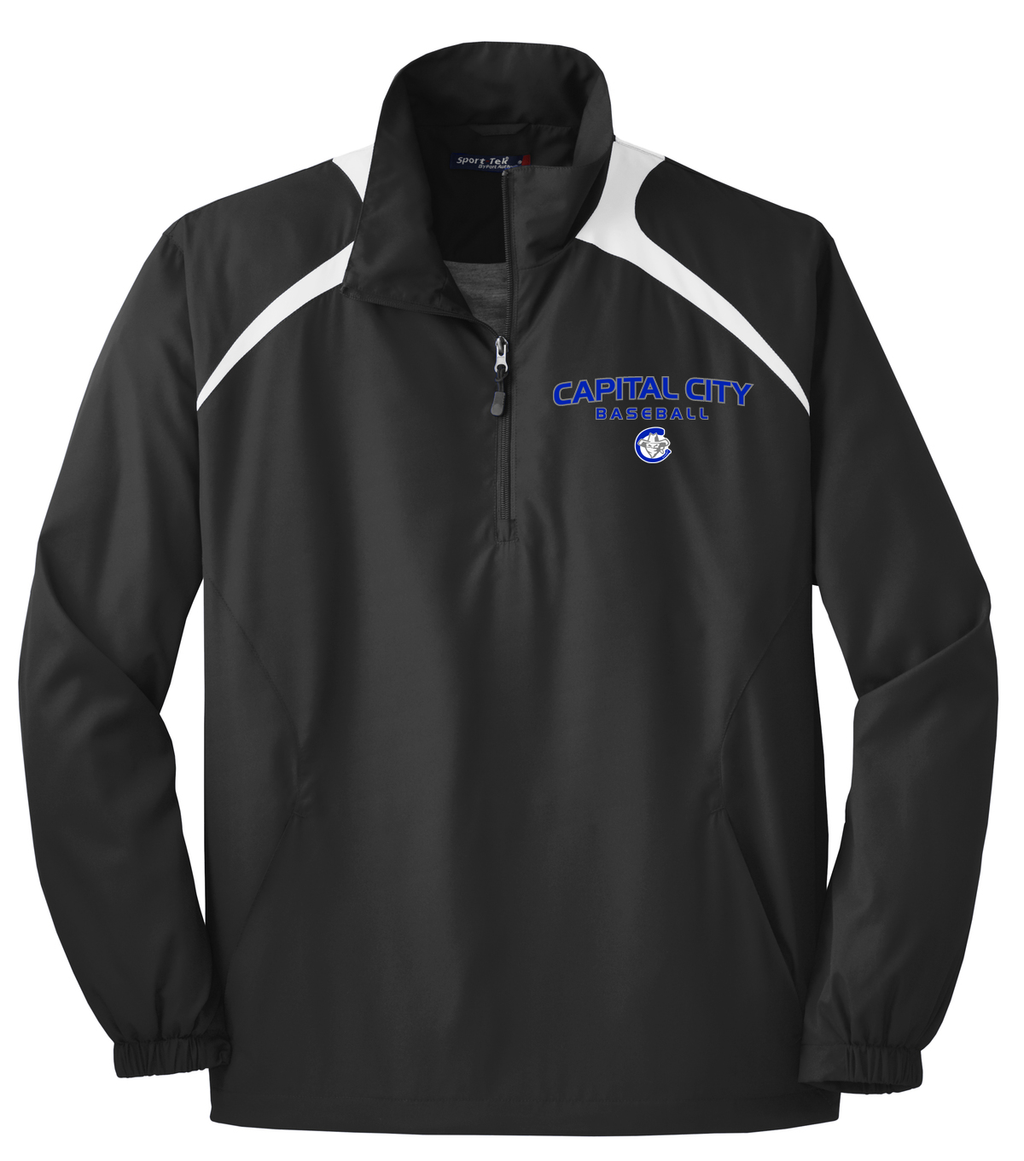 Capital City Baseball Quarterzip