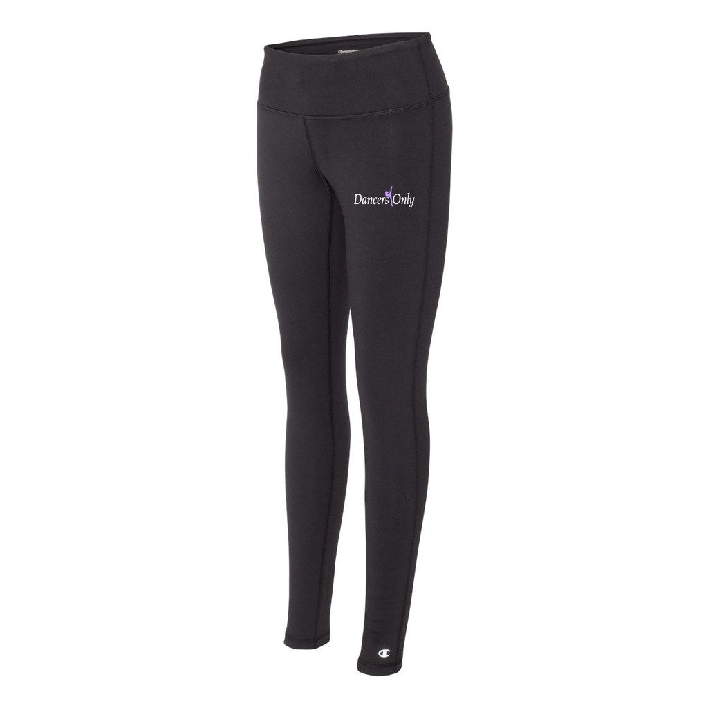 Dancers Only Champion Women's Performance Leggings