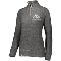 New Wave Girls Lacrosse Women's Comfy 1/4 Zip