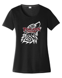 Tualatin Women's CottonTouch T-Shirt (Black)