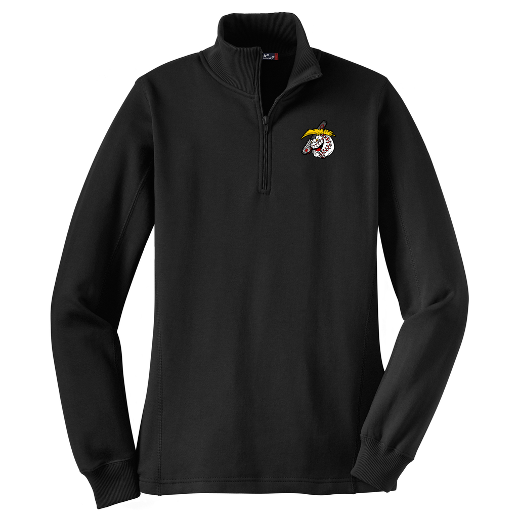 Carolina Slammers Women's 1/4 Zip Fleece