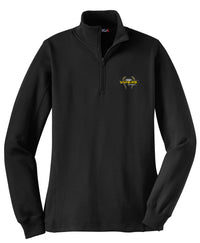 Iowa Vipers Baseball Women's 1/4 Zip Fleece