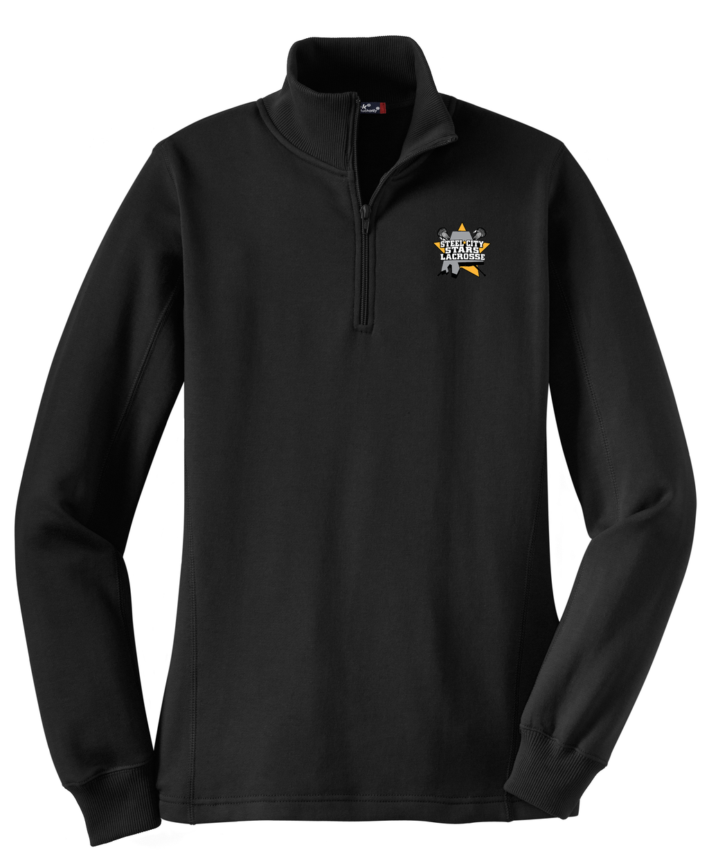 Stars Lacrosse Women's 1/4 Zip Fleece