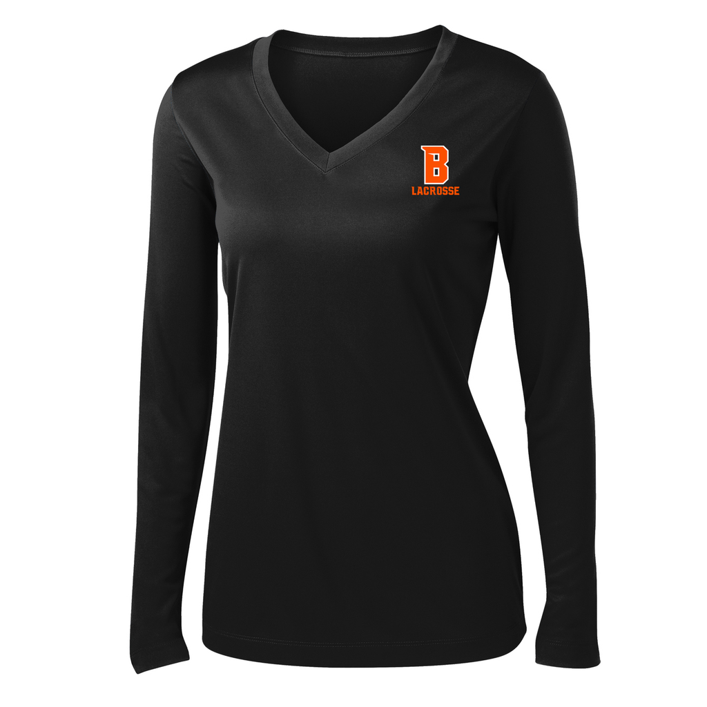 Babylon Lacrosse Women's Long Sleeve Performance Shirt