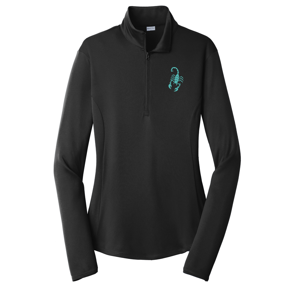 River City Sting Women's Lightweight Performance 1/4 Zip