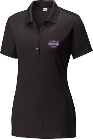 Garfield Women's Black Polo
