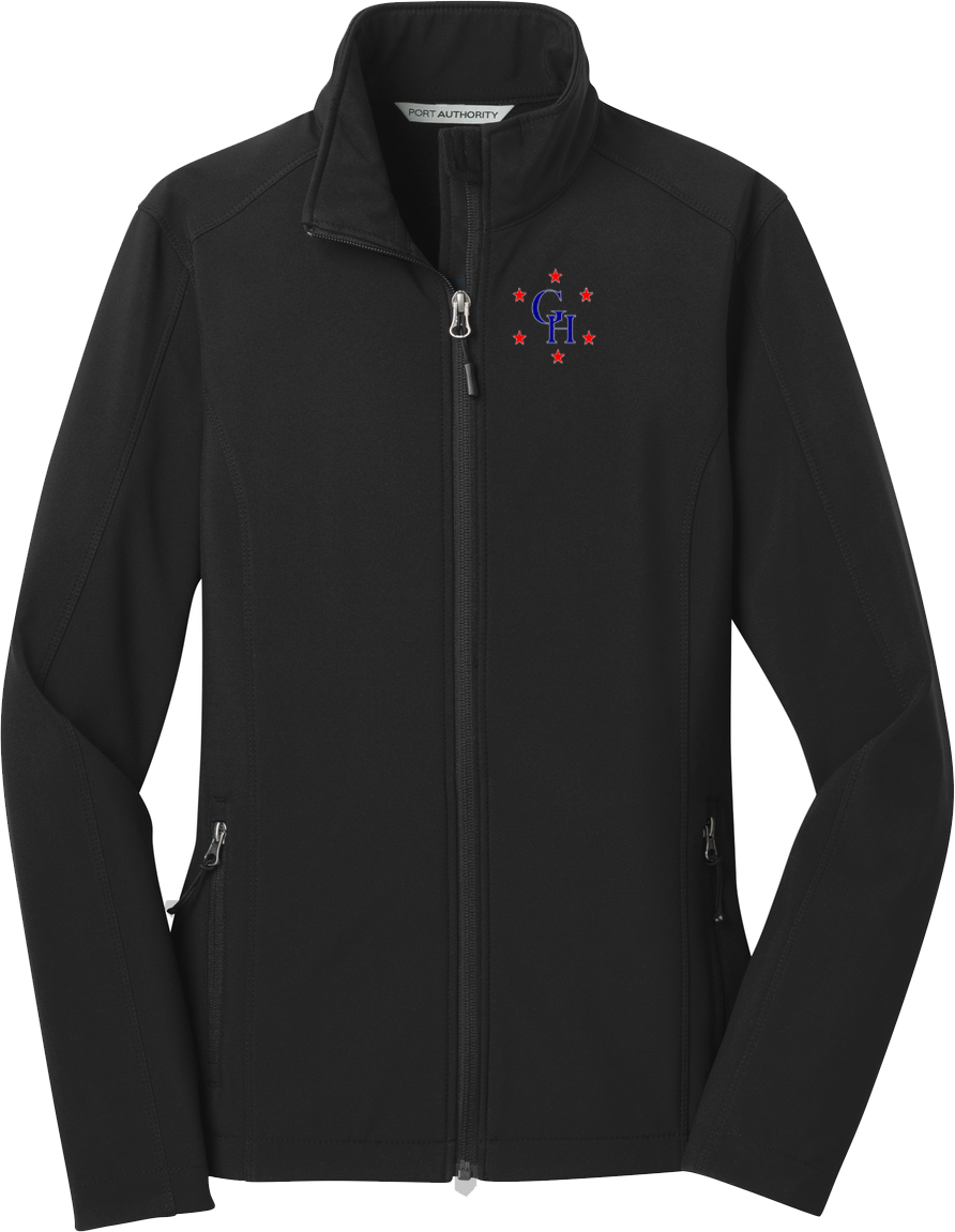 Great Hollow Middle School Women's Soft Shell Jacket