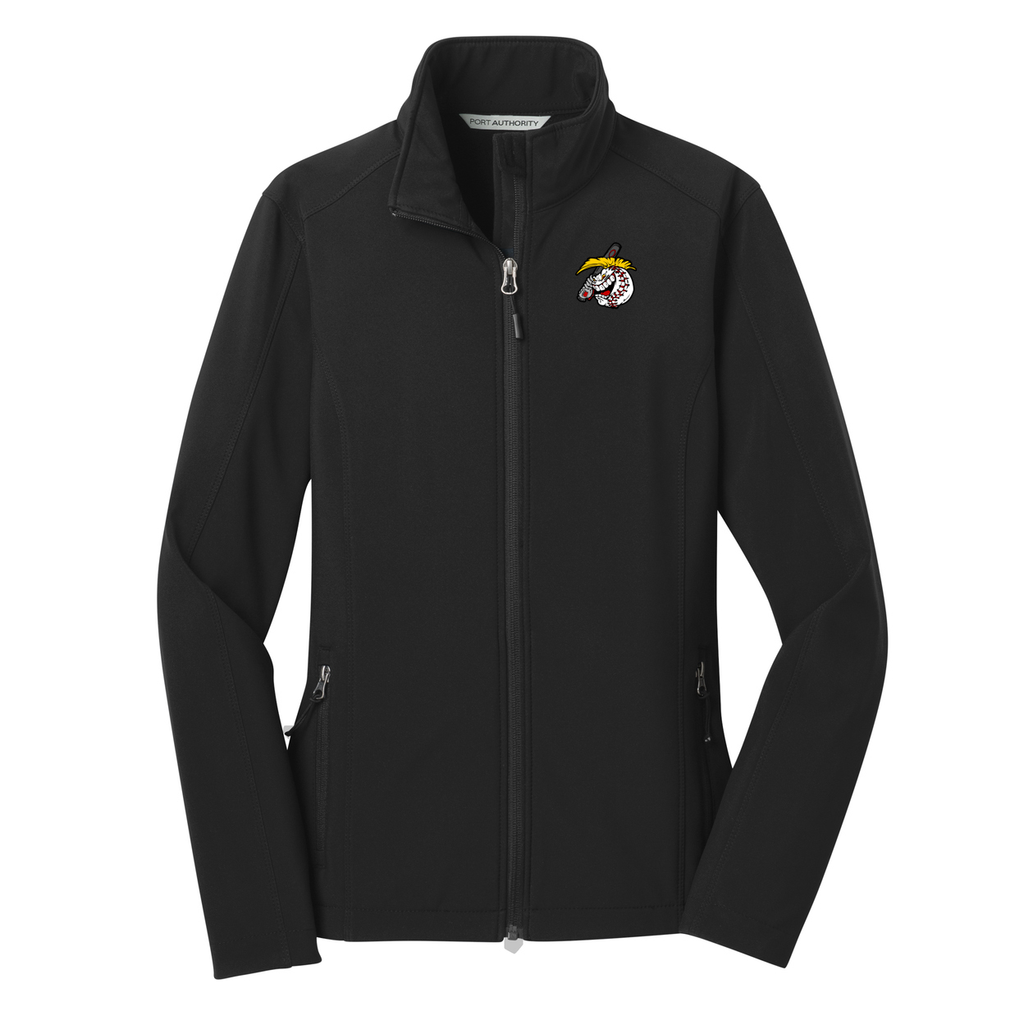 Carolina Slammers Women's Soft Shell Jacket