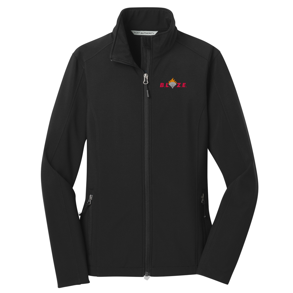 BLAZE 22:6 Diamond Sports Women's Soft Shell Jacket