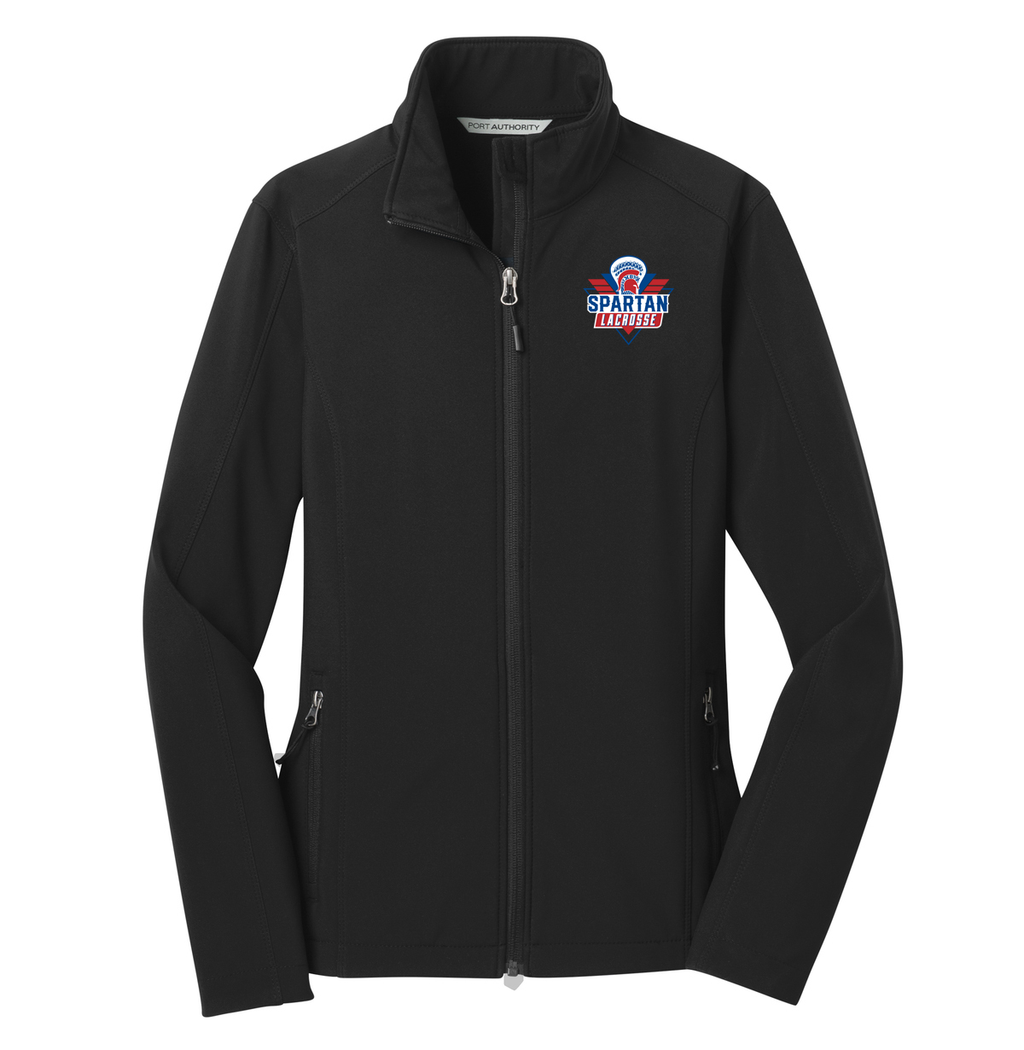 Bixby Youth Lacrosse  Women's Soft Shell Jacket