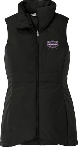 Garfield Women's Black Vest