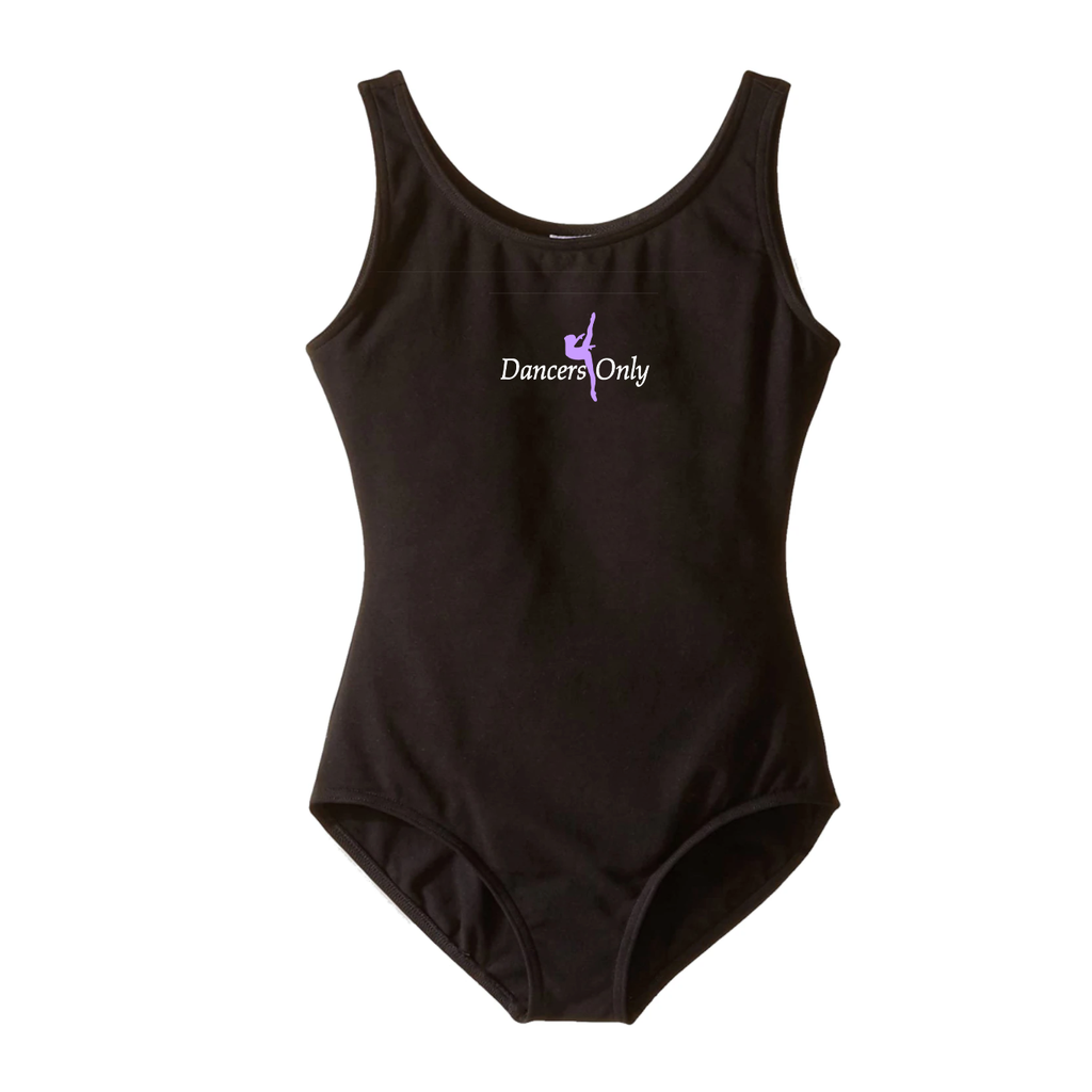 Dancers Only Youth Leotard