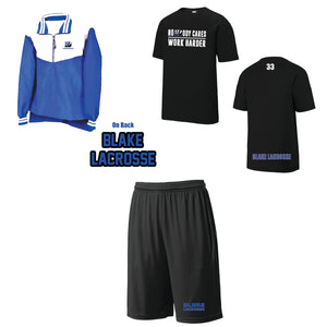 Blake Lacrosse Player Package