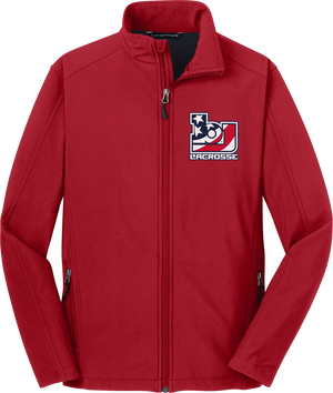 Bob Jones Lacrosse Soft Shell Jacket