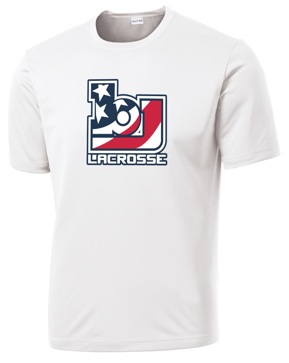 Bob Jones Lacrosse White T-Shirt