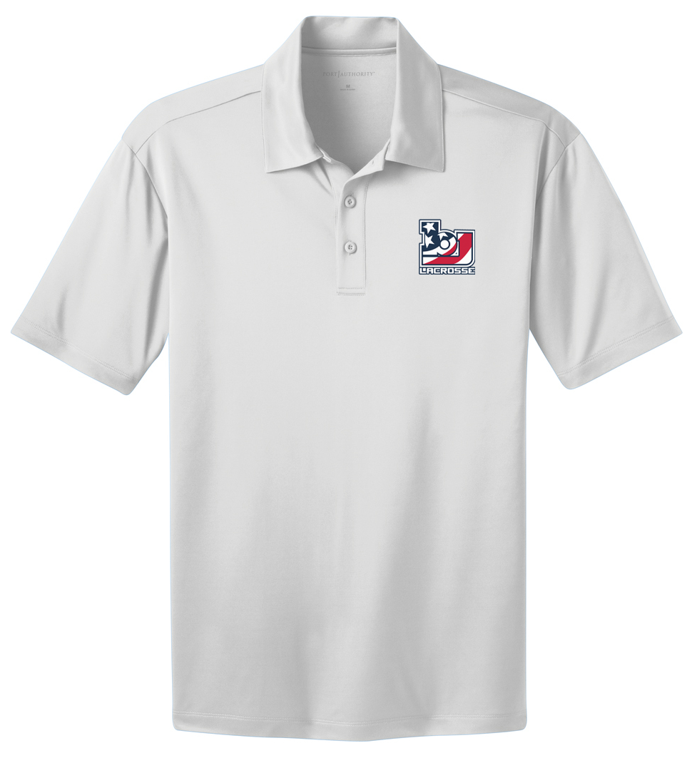 Bob Jones Lacrosse Polo