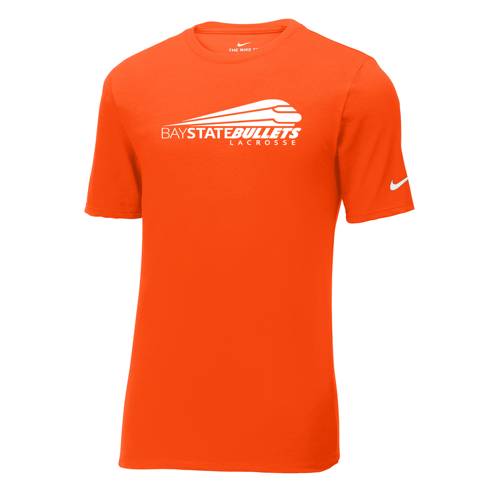 Bay State Bullets Nike Core Cotton Tee