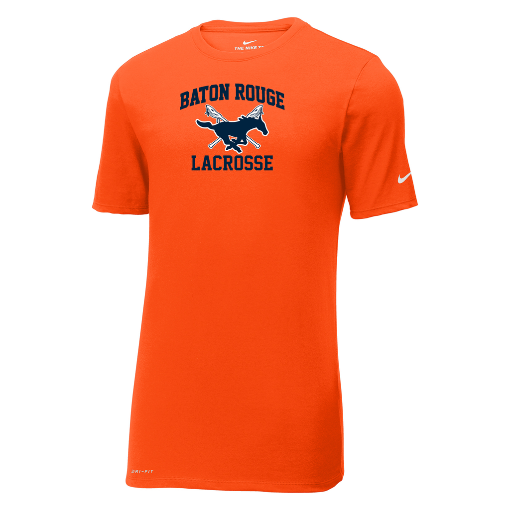 Baton Rouge Mustangs Nike Dri-FIT Tee