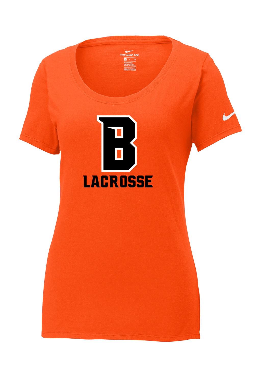 Babylon Lacrosse Nike Ladies Core Cotton Tee