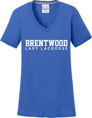Brentwood Women's Royal Blue T-Shirt
