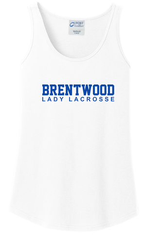 Brentwood Women's White Tank Top
