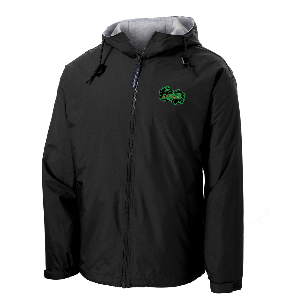 Lanierland Lions Cheer Hooded Jacket