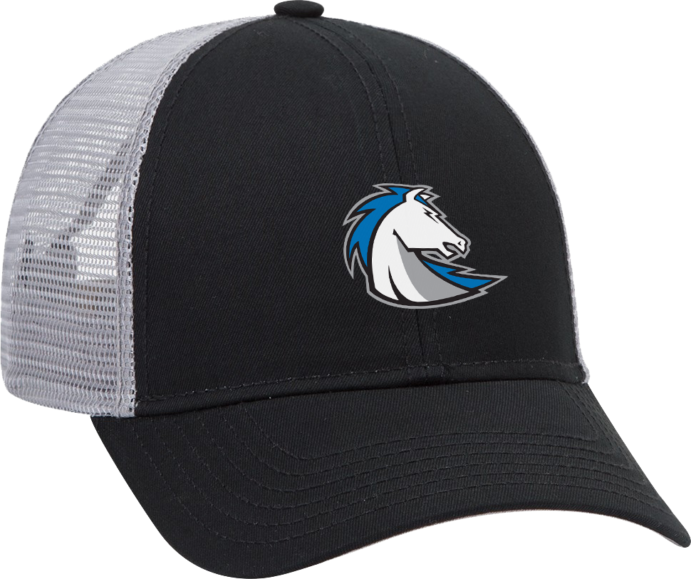Clear Springs Lacrosse Trucker Hat