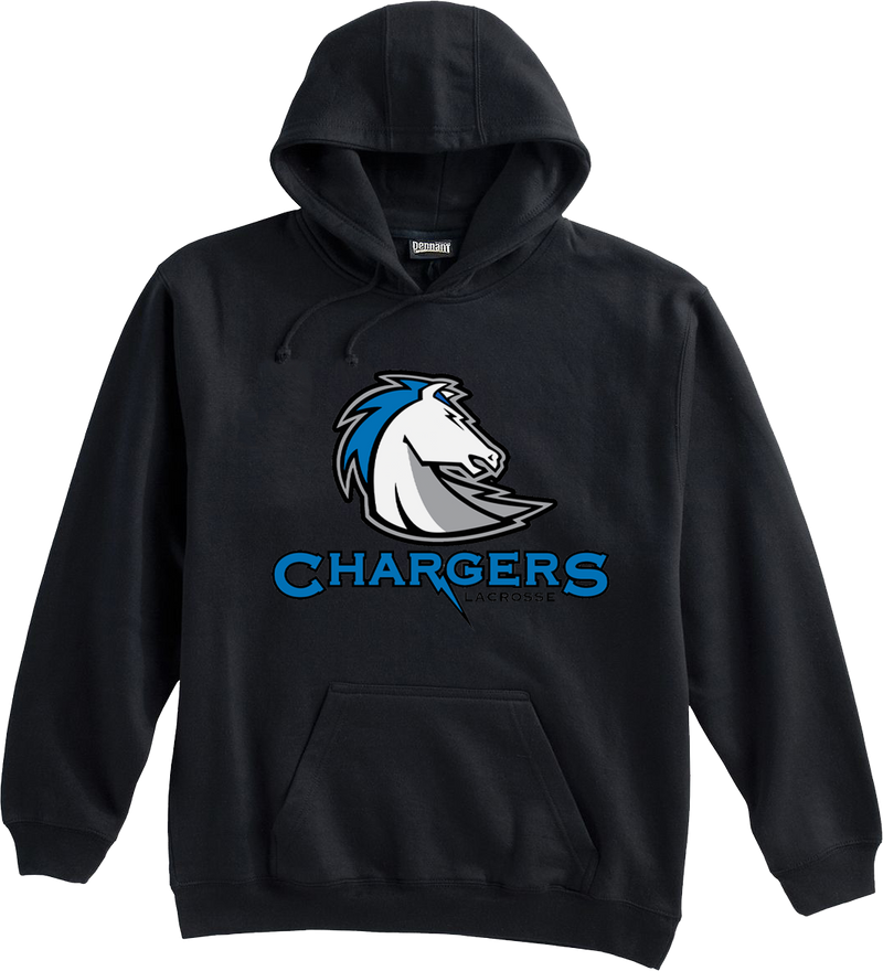 Clear Springs Lacrosse Black Sweatshirt