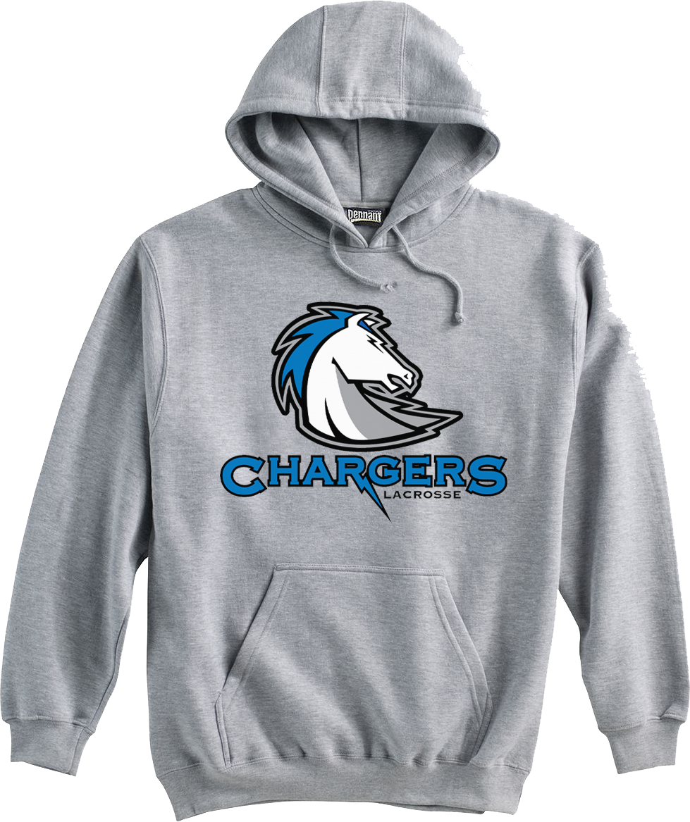 Clear Springs Lacrosse Grey Sweatshirt
