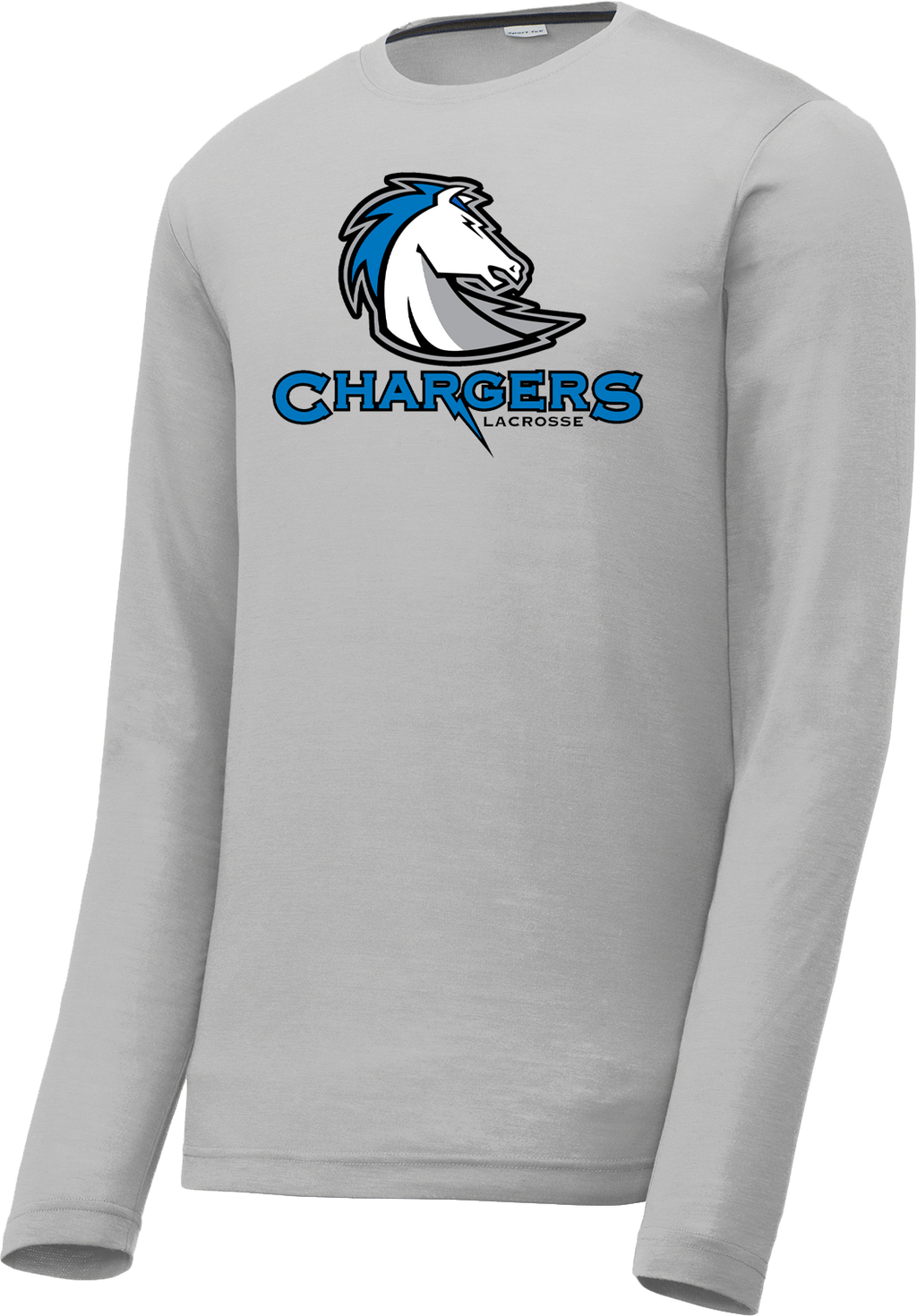 Clear Springs Lacrosse Long Sleeve CottonTouch Performance Shirt