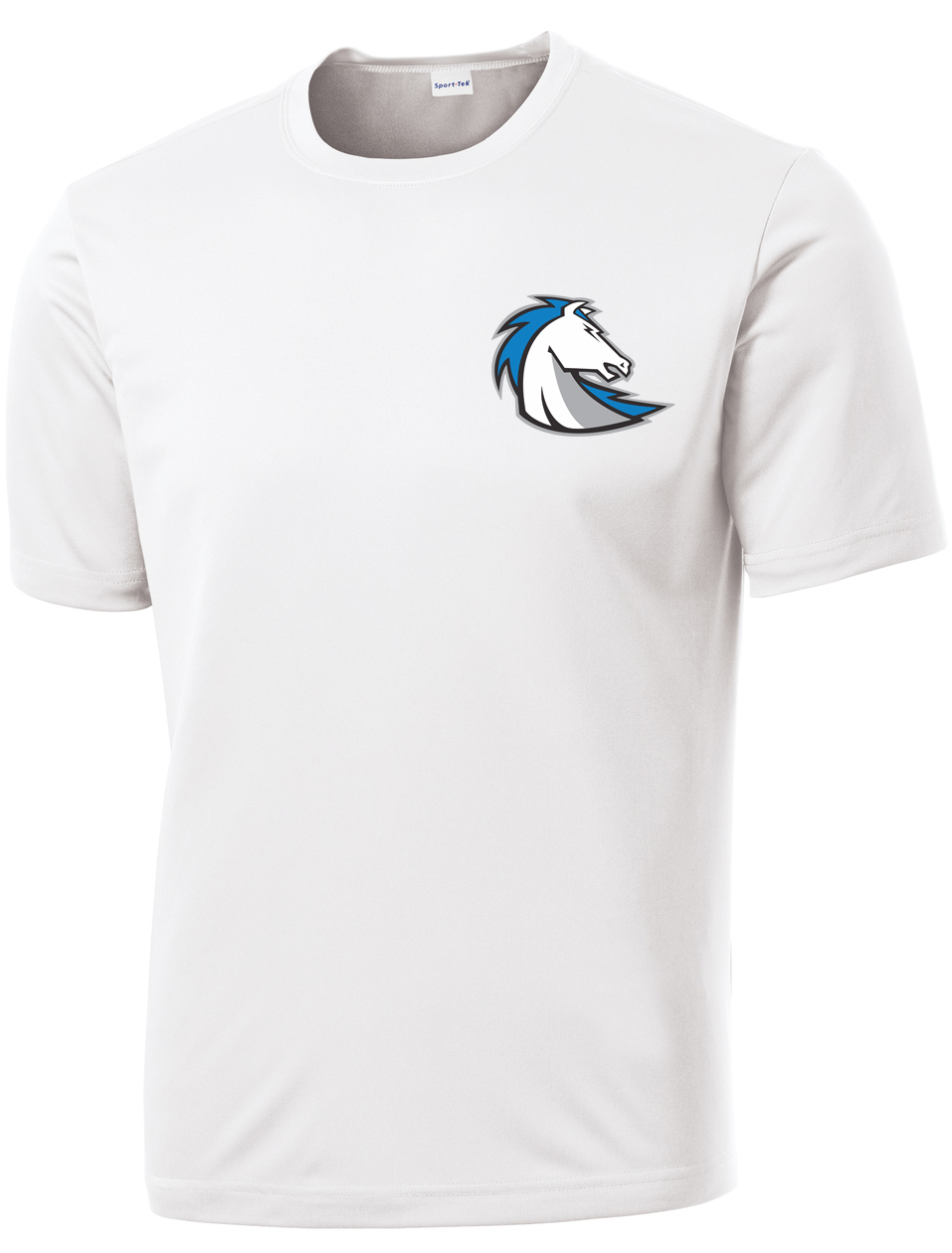 Clear Springs Lacrosse White Performance Shirt
