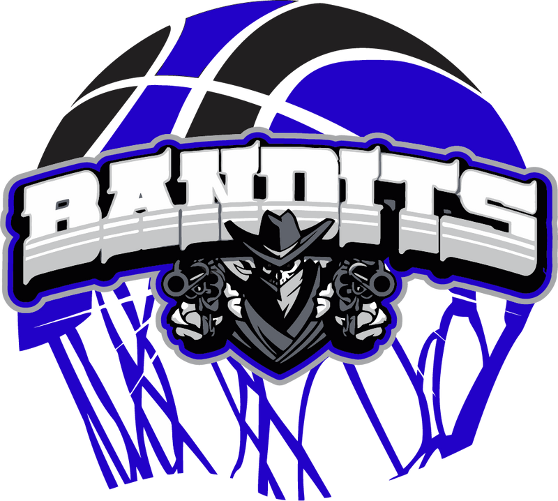 Capital City Bandits Basketball Car Decal