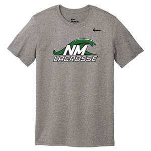 New Milford Youth Lacrosse Nike Legend Tee
