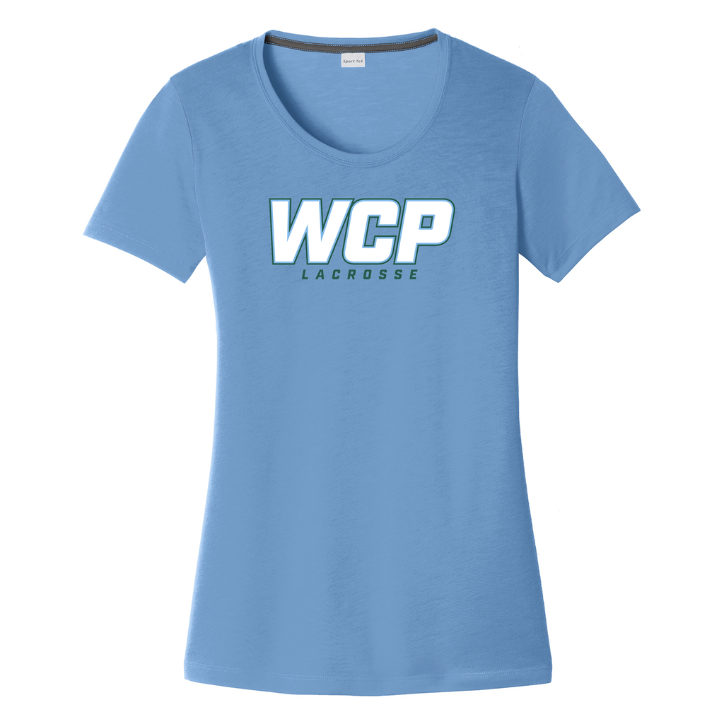 WCP Girls Lacrosse Women's CottonTouch Performance T-Shirt