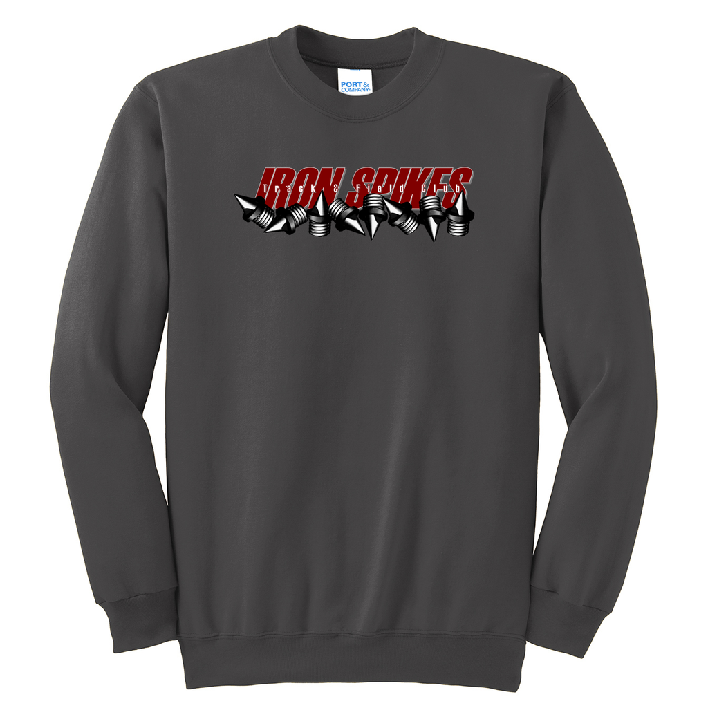 Iron Spikes Track & Field Crew Neck Sweater
