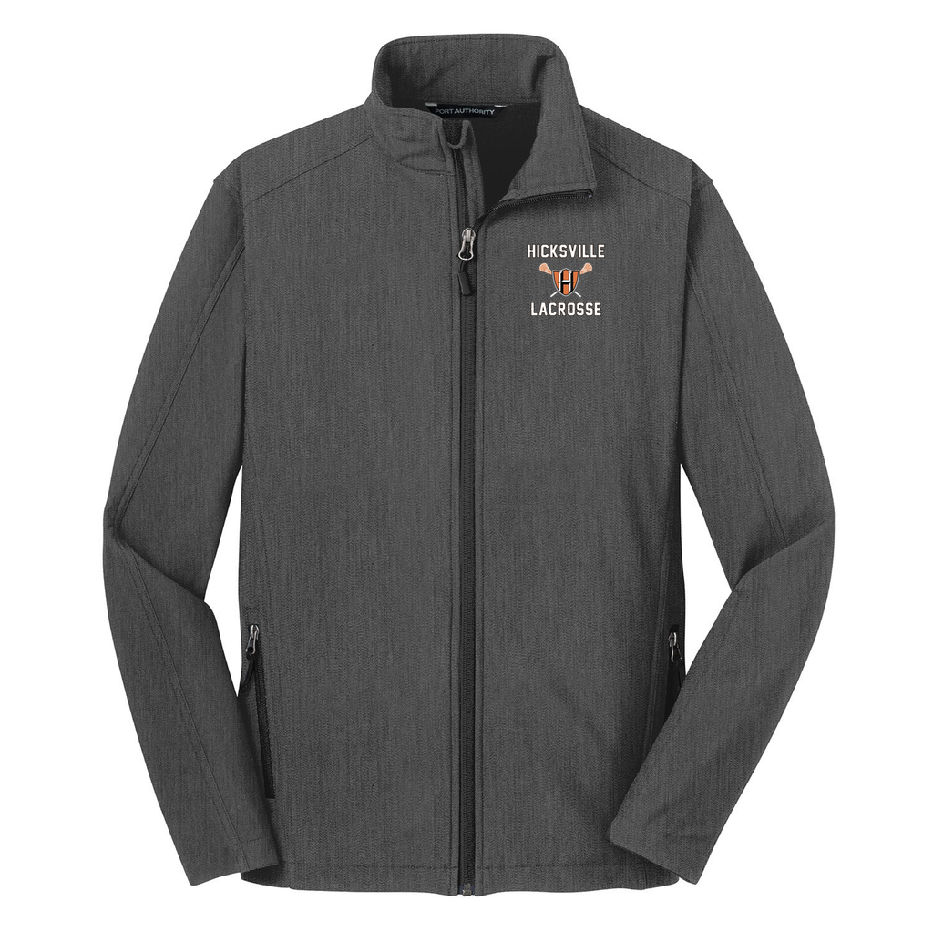 Hicksville Lacrosse Soft Shell Jacket