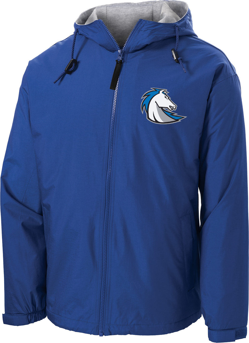 Clear Springs Lacrosse Hooded Jacket