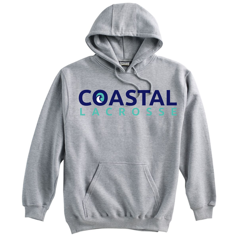 Coastal Lacrosse Grey Sweatshirt