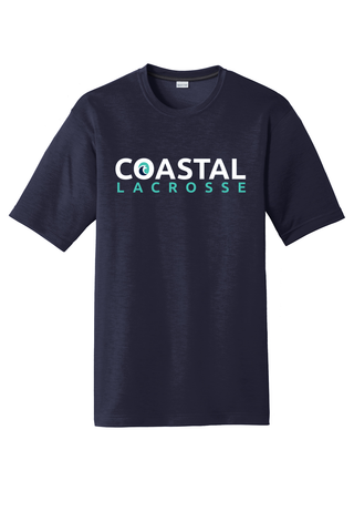 Coastal Lacrosse Men's CottonTouch Performance T-Shirt