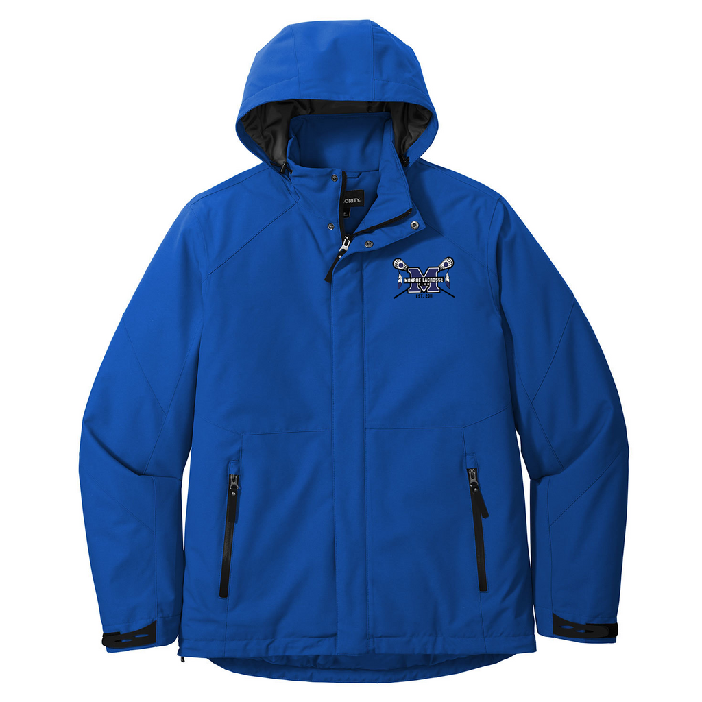 Monroe Braves Insulated Tech Jacket