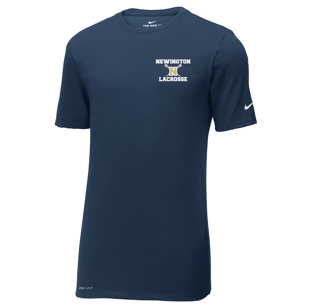 Newington High School Lacrosse Nike Dri-FIT Tee