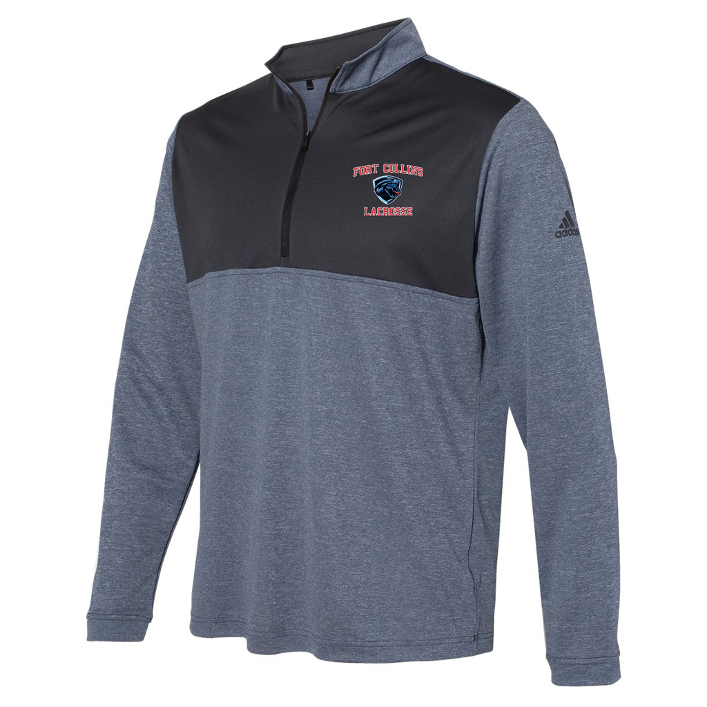 Fort Collins Lacrosse Adidas Lightweight Quarterzip Pullover