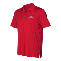 MDX North Adidas Performance Sport Polo