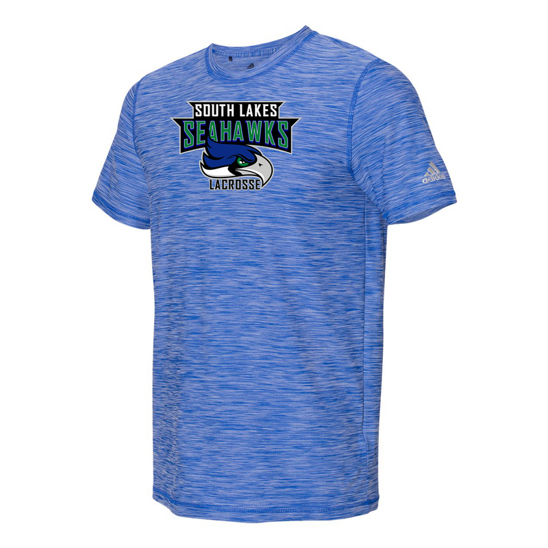 South Lakes Lacrosse Adidas Melange Tech T-Shirt