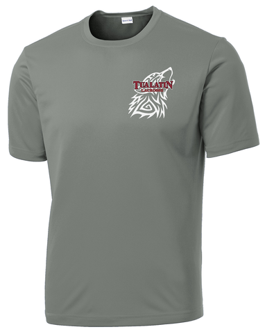 Tualatin Grey Performance T-Shirt